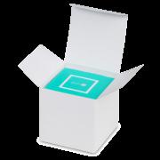 Geschenk- und Präsentationsbox weiß