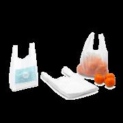 Hemdchentragetasche aus HDPE