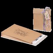 Geschenkbeutel aus Kraftpapier