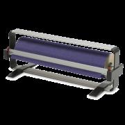 Abroller für Ladenrollen mit Abreißkante