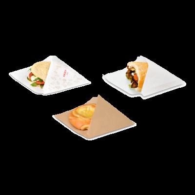Snack-Tasche 2-seitig offen