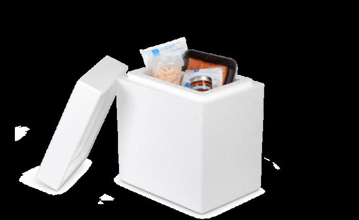 MECATHERM® Thermo-Box Styropor® PLUS (EPS / Airpop®)