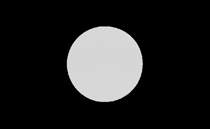 Verschlussetikett transparent Ø 20 mm