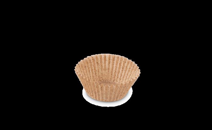 Gebäckkapsel Ø 32xH 22 mm «Kakao»