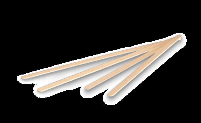 Rührstäbchen aus Holz