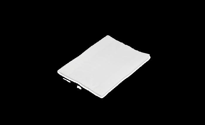 Warmhaltebeutel XL, weiß unbedruckt