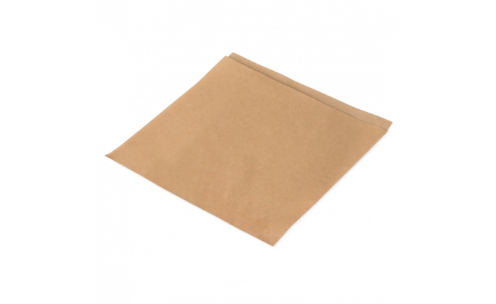 Snack-Tasche 170×180 mm 2-seitig offen