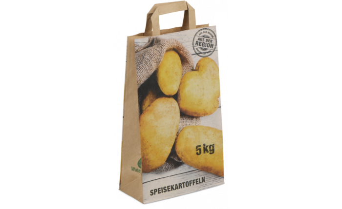 Tragetasche 220×100×360 mm, «Kartoffel» 5,0 kg
