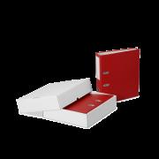 Stülpdeckelkarton weiß