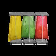 Abfallsack farbig
