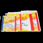 Papierfaltenbeutel «Frische für den Tag»