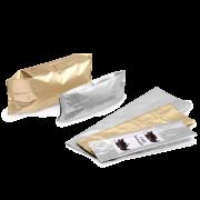 MECAVALVE Aromabeutel mit Seitenfalte und Ventil
