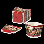 Wrap-Schütte