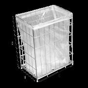 Gitterkorb für Abfall
