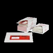 MECOUVERT® Dokumentenhülle im Spenderkarton