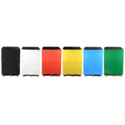 MECASTRETCH® Stretchfolie Handrolle farbig