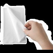 Zelltuch-Serviette weiß