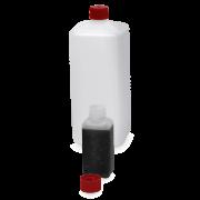 Industrie-Enghals-Flasche