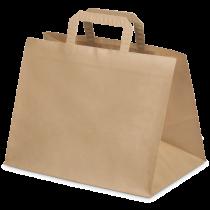 Papiertragetaschen Mit Extra Breitem Boden Kuchentragetaschen