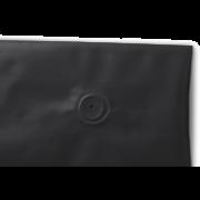 MECAVALVE Aromaschutz-Seitenfaltenbeutel schwarz matt