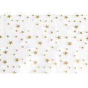 Flachbeutel aus CPP mit Sternen