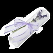 Zelltuch-Serviette weiss