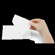 Papier-Serviette weiss