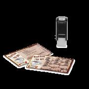 Bonuskarte & Stempel