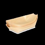 Holz-Schiffchen