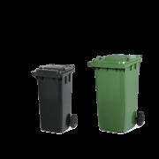Mülltonne fahrbar