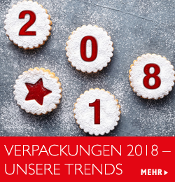 Unsere Verpackungstrends 2018
