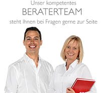 Unser kompetentes Beraterteam