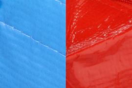 matte oder glänzende Oberfläche
